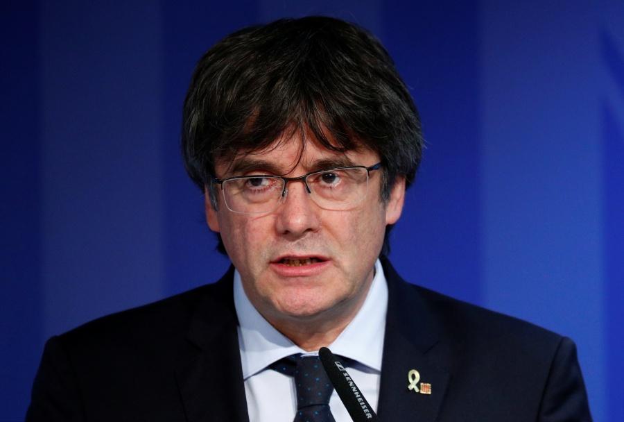 Puigdemont comparece de manera voluntaria ante la justicia belga