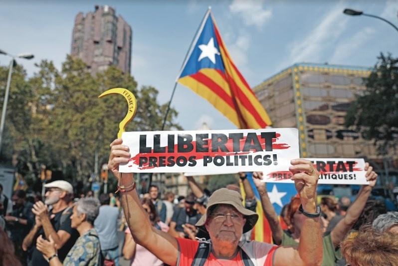 Torra promete realizar nuevo referéndum independentista