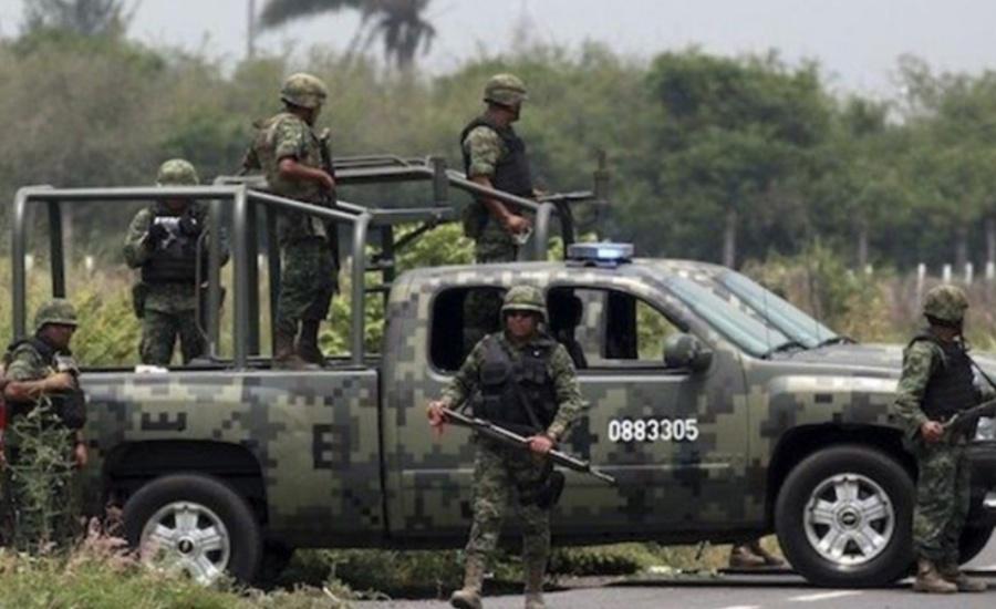 Atacan a balazos a elementos de la Sedena en Quintana Roo