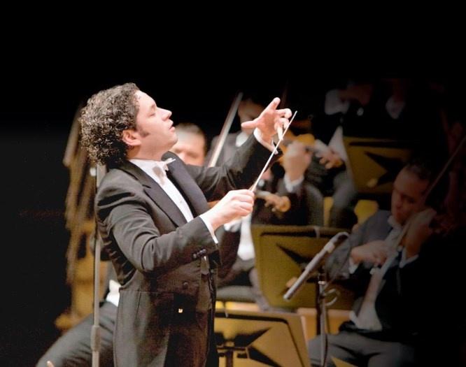 Dudamel celebra los 85 del Palacio de Bellas Artes con 2 conciertos