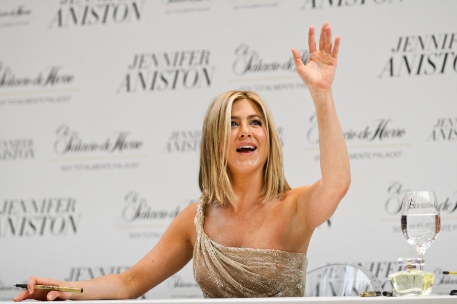 """Jennifer Aniston analiza """"cocinar contenido"""" para sus más de 12 millones de seguidores"""