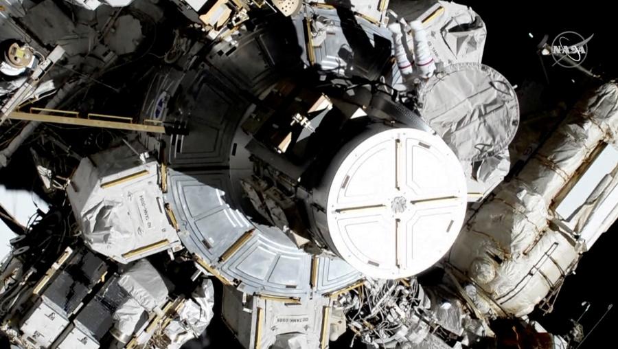 Histórico: Primera caminata espacial de mujeres [Galería]