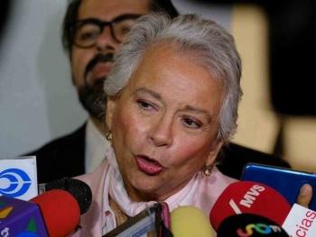 Pide la secretaria de Gobernación respaldar al presidente López Obrador