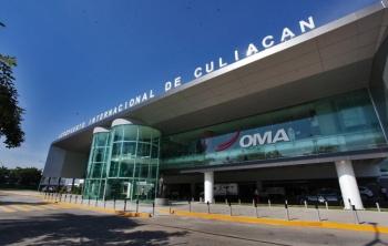Cancelan vuelos en Aeropuerto de Culiacán tras balaceras