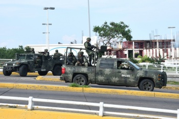 Fallecen 9 personas ayer en balaceras en Sinaloa