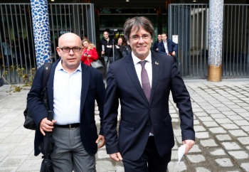 Puigdemont recibe libertad sin fianza tras nueva euroorden