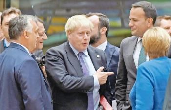 Pactan frontera flexible para destrabar Brexit
