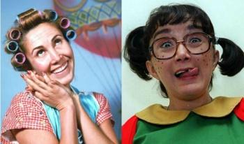 """Florinda Meza y """"La Chilindrina"""" se reencontrarán en bioserie de """"Chespirito"""""""