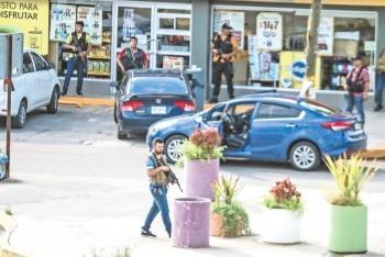 EU advierte a sus ciudadanos en México; pide que no salgan
