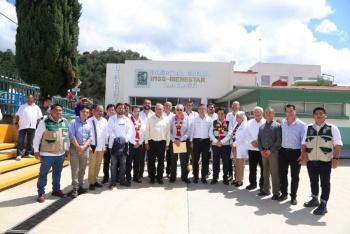 Tlaxiaco, Oaxaca contará con Hospital de Especialidades en marzo: AMLO