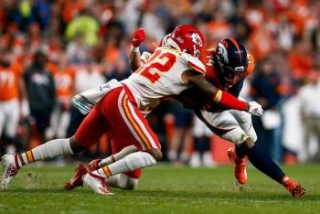 Chiefs vuelve al triunfo ante Denver, pero con Mahomes lesionado
