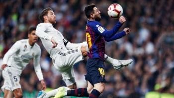 Posponen clásico Barcelona-Madrid tras protestas en Cataluña