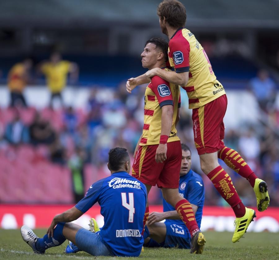 Con Hat Trick de Ferreira, Morelia deja a Cruz Azul sin liguilla