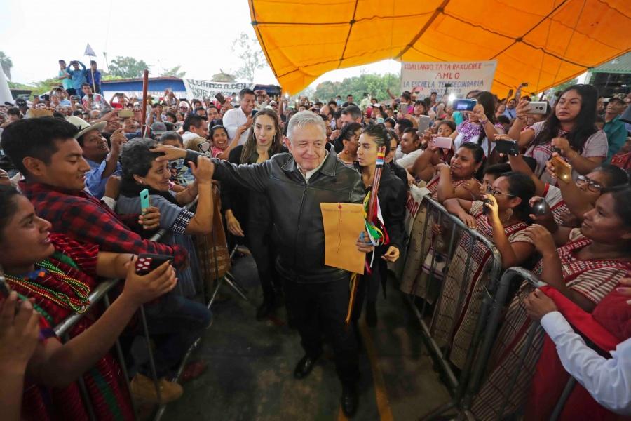 Nunca más lo de Nochixtlán; no se repetirá la represión: López Obrador