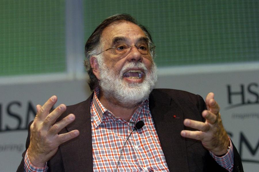 Coppola también se pronuncia en contra de las películas de Marvel