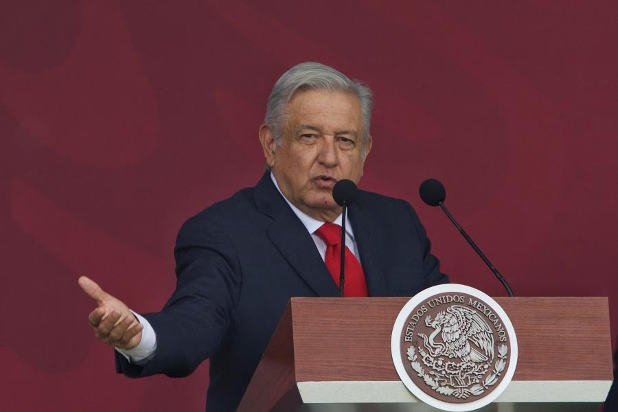 Llama Trump a López Obrador para expresarle su solidaridad