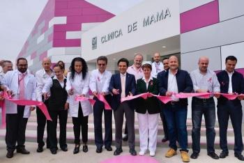 IMSS abre clínicas para detección y diagnóstico de cáncer de mama