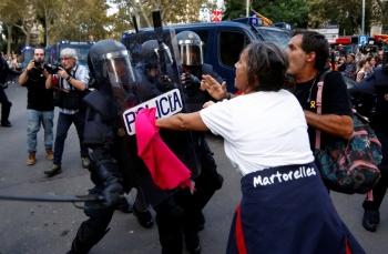 Gobierno español descarta diálogo con autoridades de Cataluña