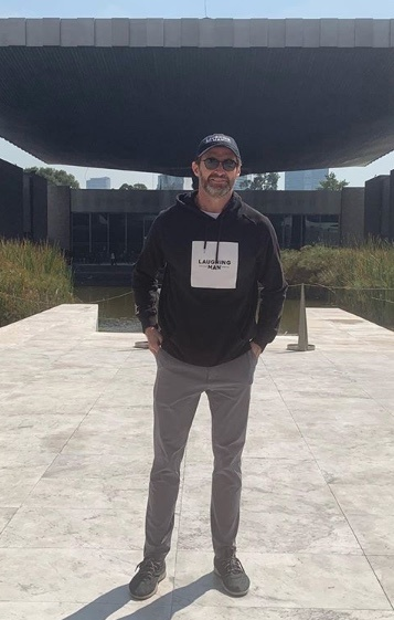 Hugh Jackman se pasea por la Ciudad de Mexico