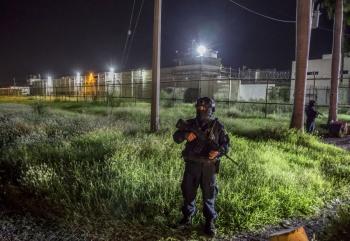 Recapturan a cuatro reos fugados del penal de Aguaruto