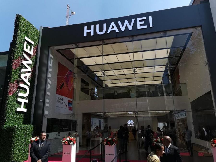 Huawei expande su mercado comercial a Medio Oriente