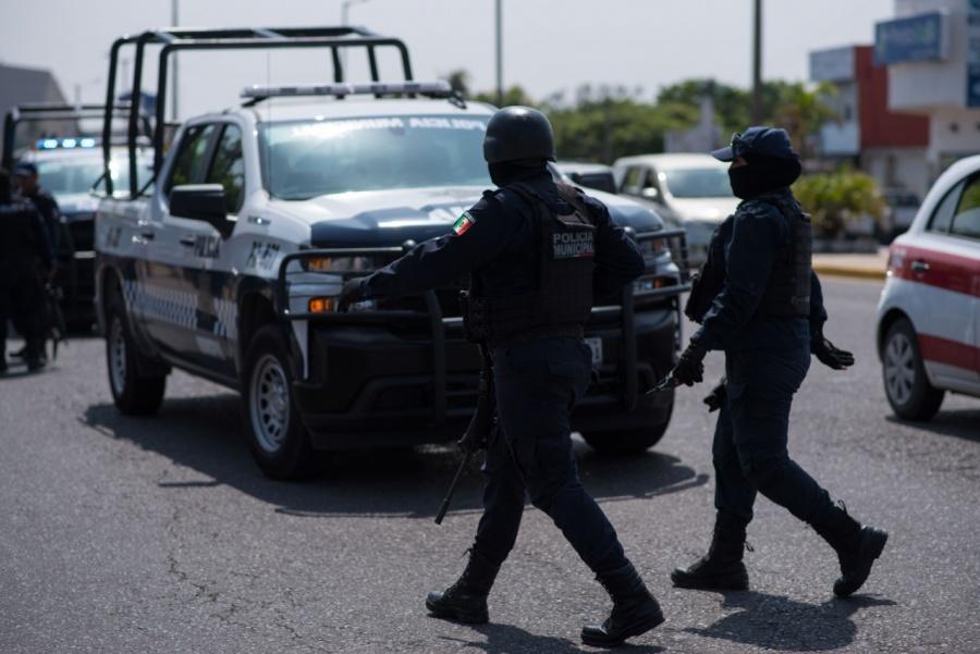 Ataque a bar en Catemaco deja dos muertos; FGE abre investigación
