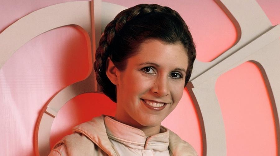 Star Wars recuerda a Carrie Fisher en su cumpleaños 63
