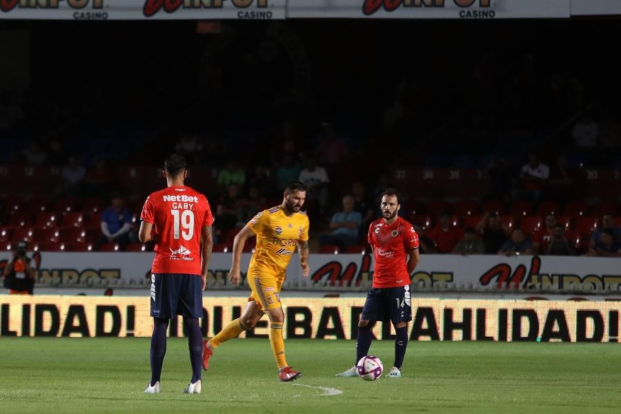 Gignac se disculpa por el gol que hizo ante Veracruz