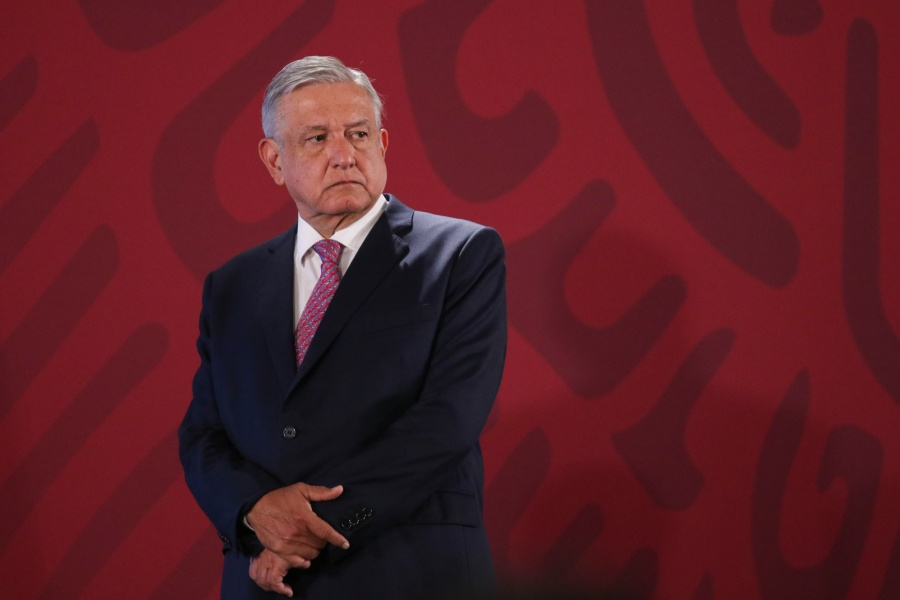 AMLO dice estar dispuesto a comparecer por los hechos en Culiacán