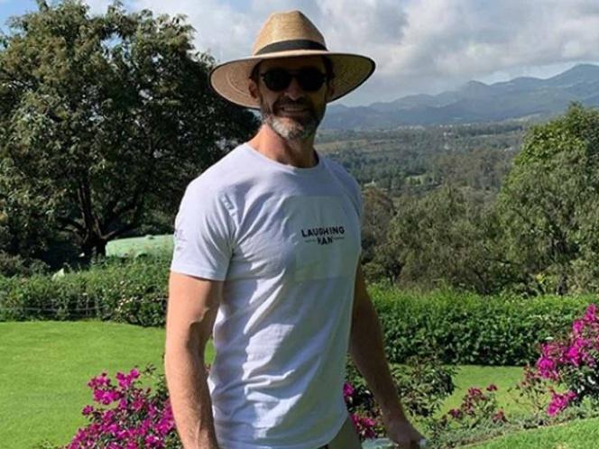 Visita Naucalpan, Edomex el actor Hugh Jackman