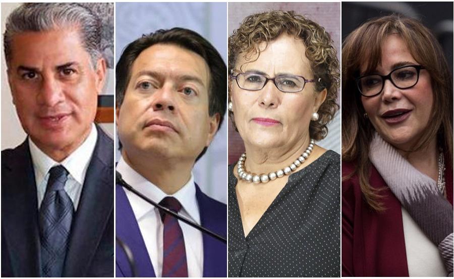 ¿Por quién votarías para dirigir a Morena?