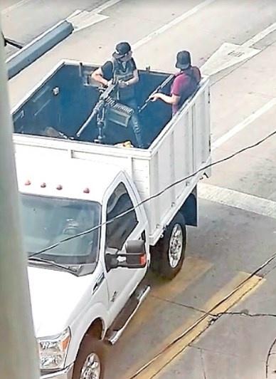 Para congelar el tráfico de armas, México y EU se reúnen