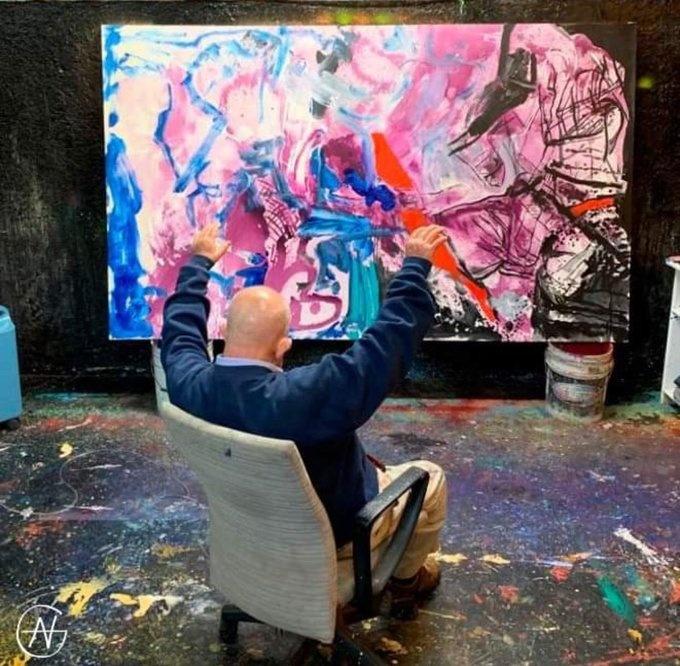 Muere el pintor Gilberto Aceves Navarro