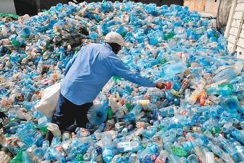 Reciclaje es negocio no la solución al problema del plástico: Greenpeace