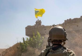 EU considera mantener tropas en Siria para proteger el petróleo