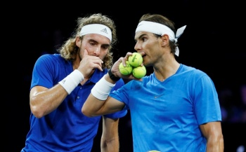Nadal encabeza el equipo espantildeol para la nueva Copa Davis