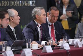 México requiere de un Poder judicial autónomo: PRD Senado
