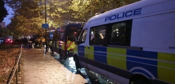 Atacan a puñaladas a tres personas en Londres