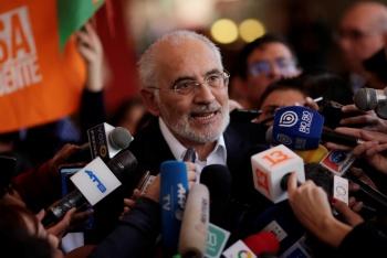 Carlos Mesa llama a defender segunda vuelta electoral en Bolivia