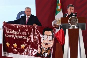"""Entregan premio """"Aliado del Consumidor"""" a gasolineras destacadas"""