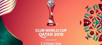 El emblema de Qatar 2019 presenta al balón de fútbol como una perla
