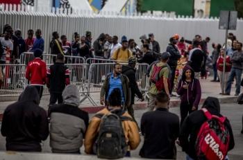 Alista EU propuesta para recoger muestras de ADN a migrantes