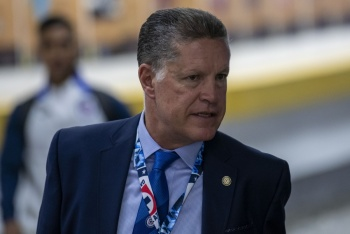 Captan a Ricardo Peláez en el Estadio Akron de las Chivas