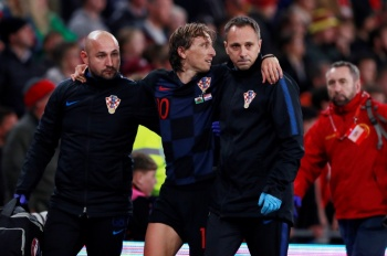 Real Madrid: Modric y Bale serán baja ante el Galatasaray