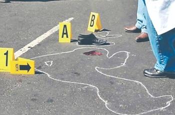 De récord, en 9 meses mueren más de 25 mil por violencia