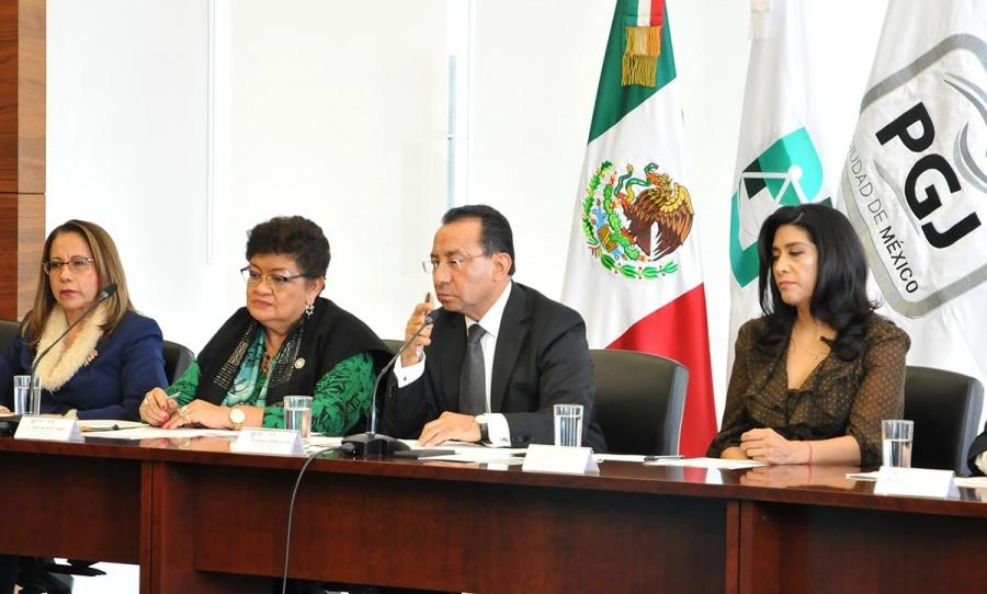 """Autoridades judiciales de la CDMX lanzan el plan """"Juicio en Línea"""""""