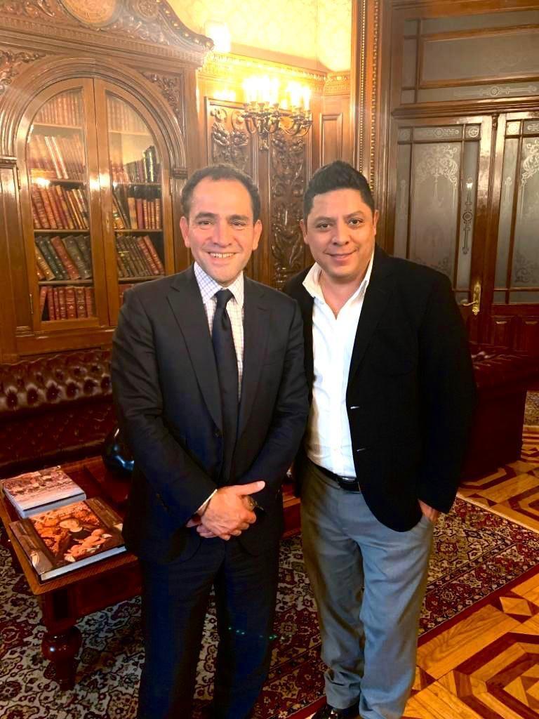 SLP tendrá más conectividad con el apoyo del gobierno federal: Ricardo Gallardo