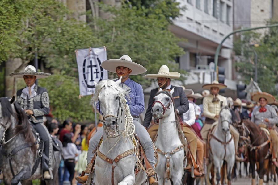 Caballos, trenes y pasajes revolucionarios incluirá el desfile del 20 de noviembre
