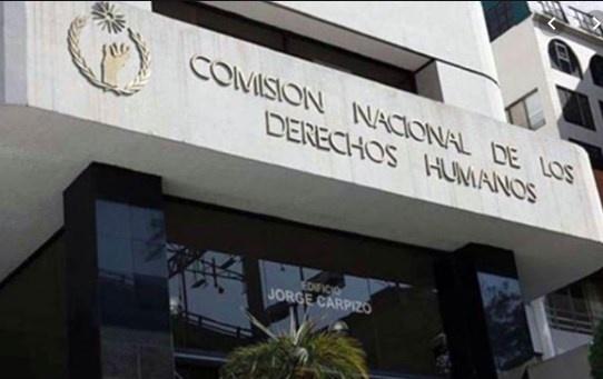 Pide CNDH investigación seria y objetiva del caso