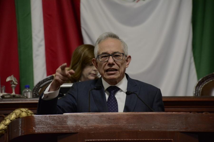 Conacyt debe reinstalar al doctor Lazcano, asegura Jorge Gaviño